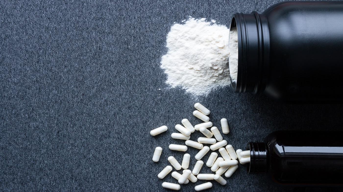 Cancer and L-Arginine -- arginine powder and capsules