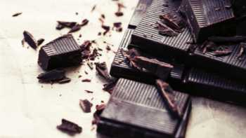 How much caffeine is really in dark chocolate bars? -- Dark chocolate