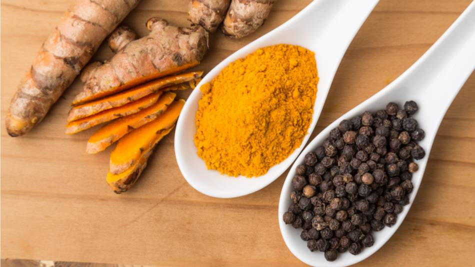 Is Turmeric Only Effective with Black Pepper? -- Turmeric Supplement and Black Pepper
