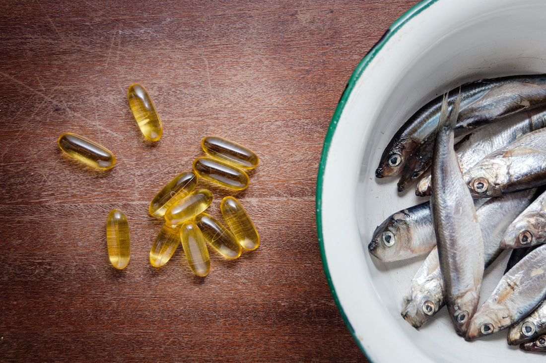 Is Fish Oil Safe? -- fish oil capsules up close