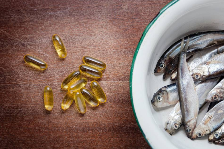 Is Fish Oil Safe? -- fish oil capsules up close