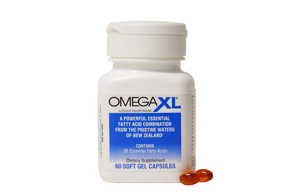 Omega XL - Great Health Works