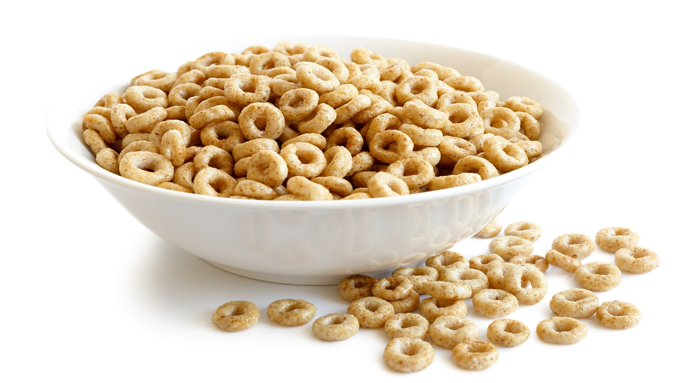 Oat Cereals and Fungal Toxin OTA -- bowl of oat cereal