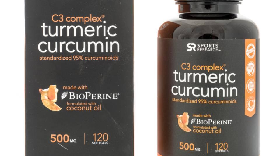 Bioperine Safety -- Turmeric supplements with bioperine