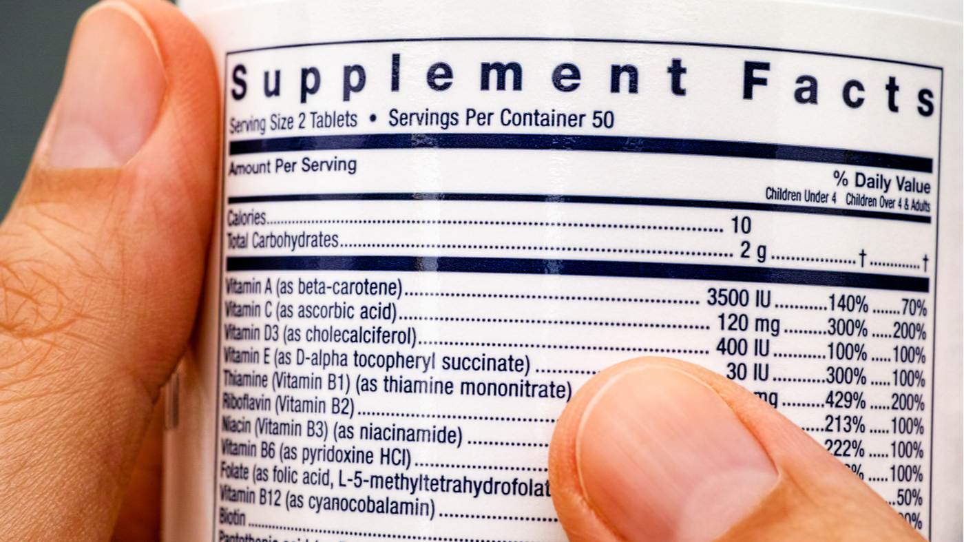 Why is iron not in many multivitamins? -- Multivitamin nutrition facts