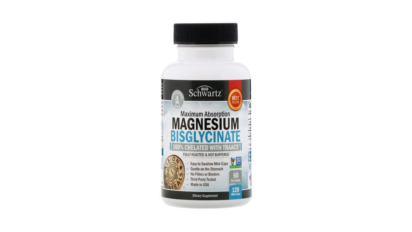 BioSchwartz magnesium bisglycinate