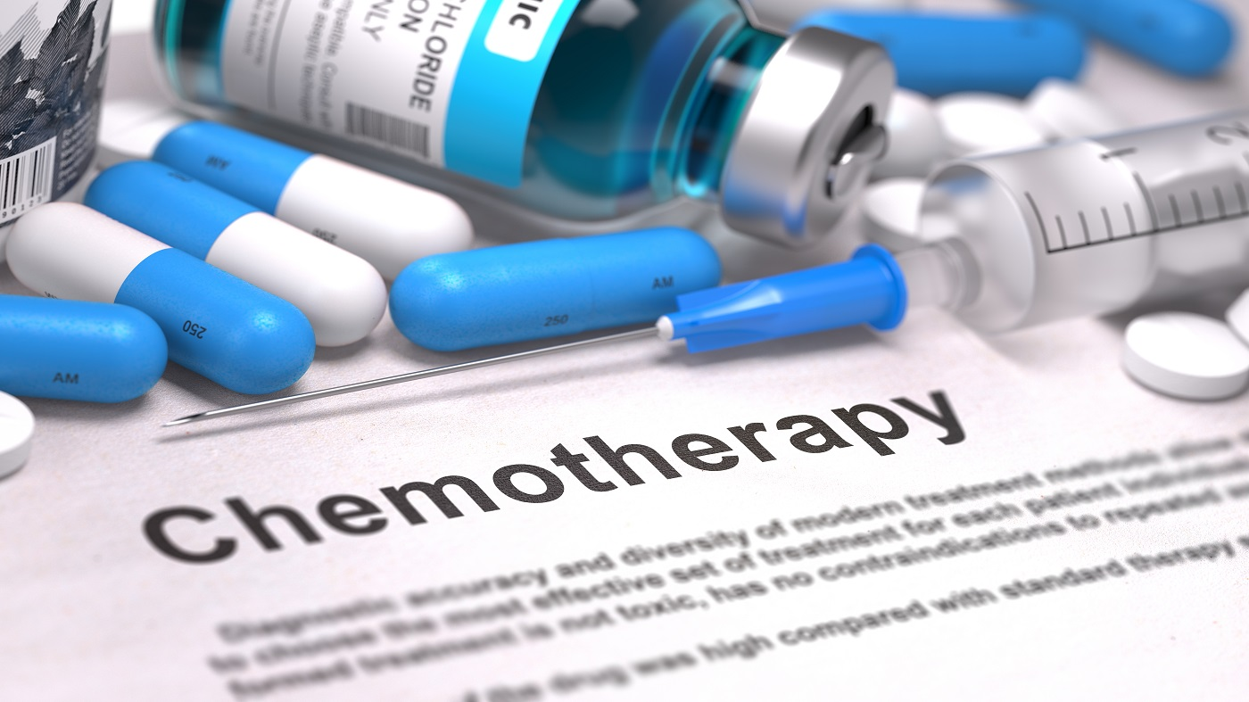 Supplements & Chemotherapy Side Effects -- chemotherapy medicine and capsules
