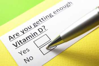 What are the symptoms of vitamin D deficiency?