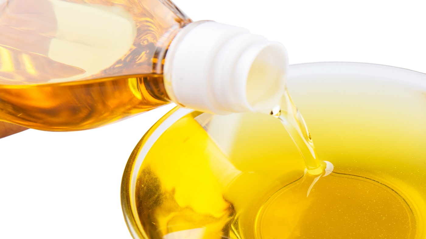 Is canola oil good or bad? -- bottle of canola oil