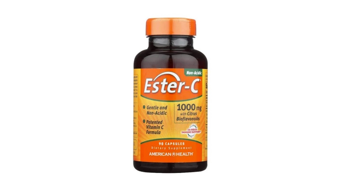 Is Ester-C the Best Form of Vitamin C? -- bottle of Ester-C