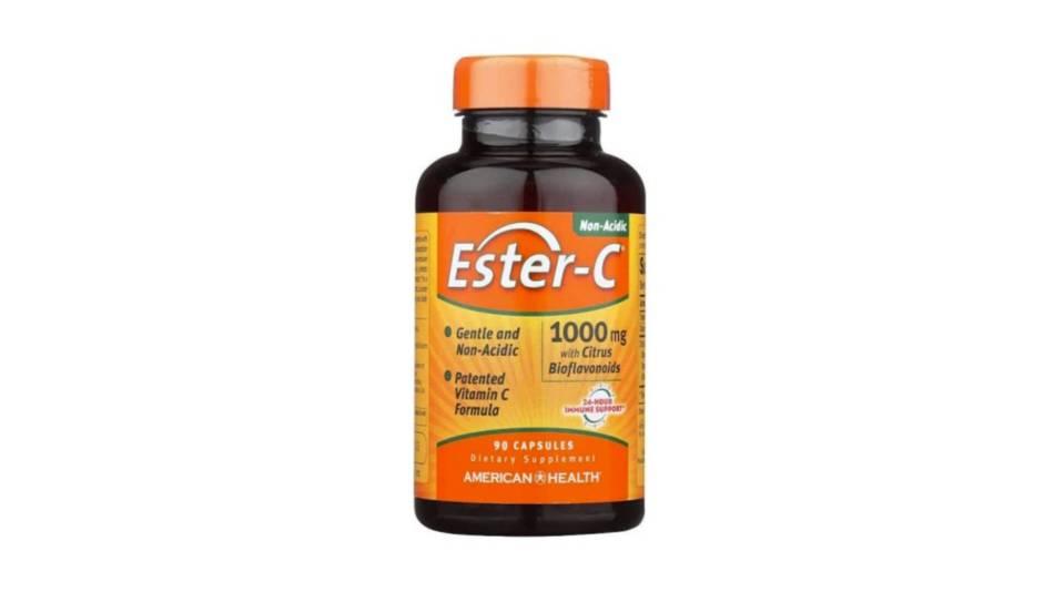 Is Ester-C the Best Form of Vitamin C? -- bottle of Ester-C