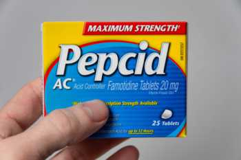Product Review - I read that famotidine (Pepcid) may help treat COVID-19. Is this true? Might a proton pump inhibitor, like Prilosec, help?