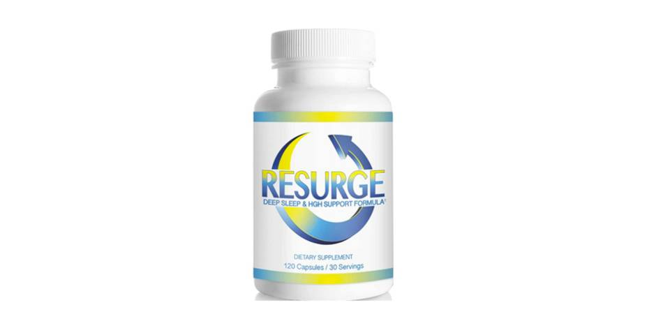 Are Resurge Supplements a Scam? -- Bottle of Resurge
