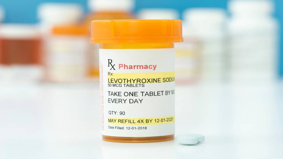 Levothyroxine (Synthroid) Supplement Interactions