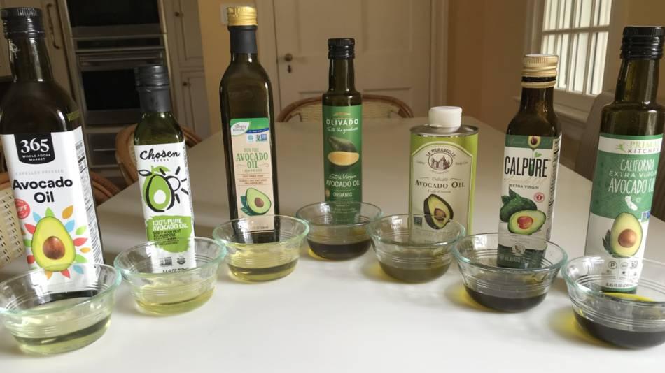 Best and Worst Avocado Oils