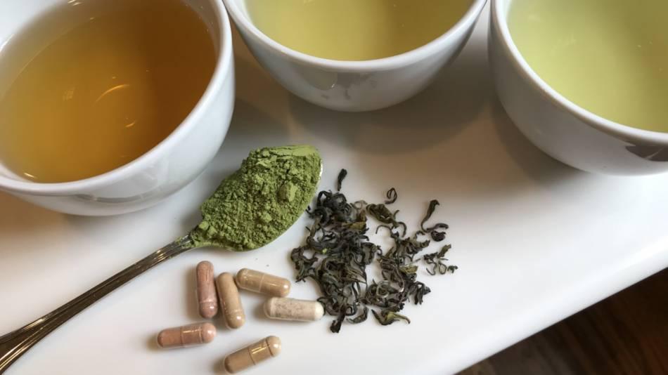 Disturbing Findings for Some Major Brands of Green Tea