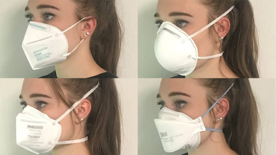 Latest Reviews of N95, KN95 and Other Masks for COVID & Smoke