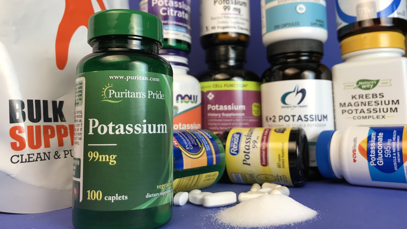 Be Careful With Potassium! See What Our Tests Revealed.