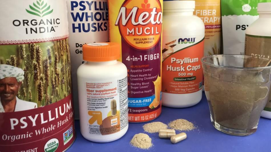 Lead Found in Psyllium Fiber. Choose Carefully.