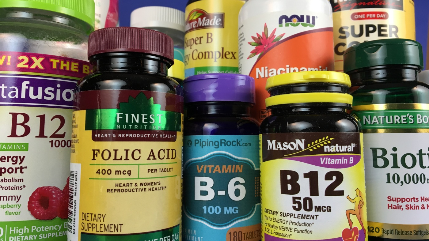 ConsumerLab Tests Reveal Best B Vitamin Supplements -- 19% of B Vitamin Supplements Fail CL's Tests of Quality