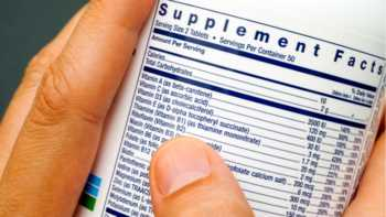 Don't Be Surprised by New Labels on Many Vitamins