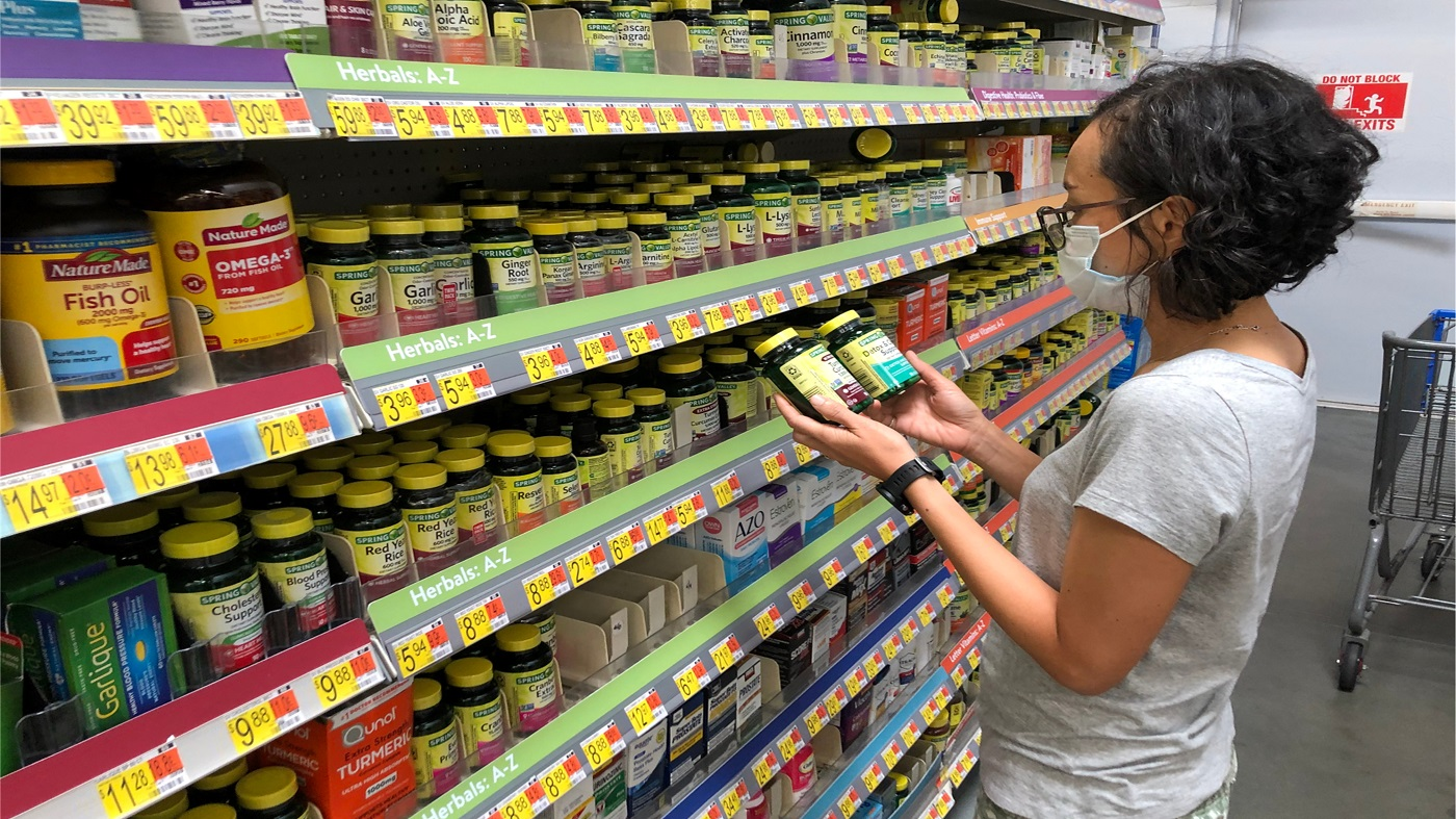 COVID Changed Supplement Popularity in 2020, ConsumerLab Survey Reveals
