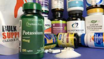 Caution With Potassium Supplements: You Could Get More Than Expected