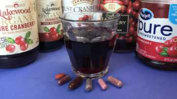 Best Cranberry Juices and Supplements for Urinary Tract Infections