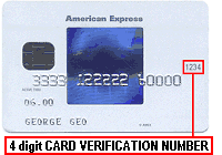 American Express Instructions