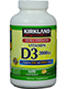 Kirkland Signature (Costco) Vitamin D3