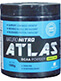 Naturo Nitro Atlas BCAA Powder - Lemon-Lime