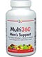 Stop Aging Now Multi360 Men's Support