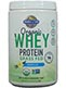 Garden of Life® Organic Whey Protein Grass Fed