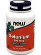 NOW Selenium 200 mcg