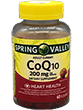 Spring Valley [Walmart] CoQ10 - Natural Flavors