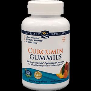 Nordic Naturals Curcumin Gummies - Mango