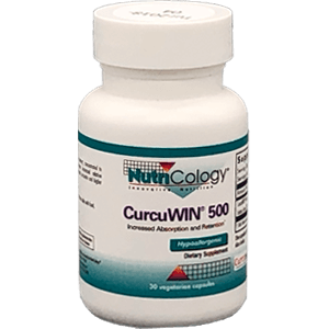 NutriCology CurcuWIN 500