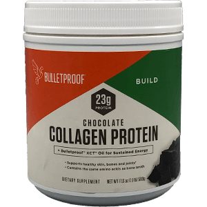Bulletproof Chocolate Collagen Protein