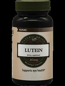 GNC Lutein 40 mg