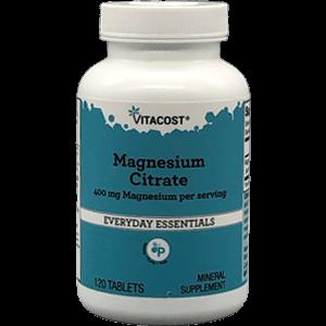 Vitacost Magnesium Citrate