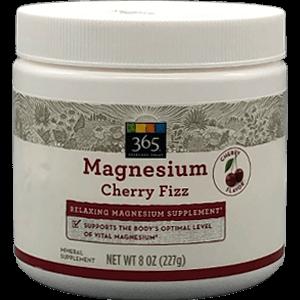 365 Magnesium Cherry Fizz