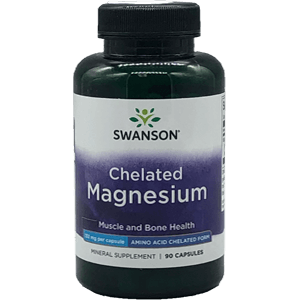 Swanson Chelated Magnesium