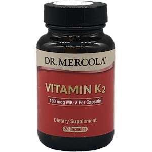 Dr. Mercola Vitamin K2