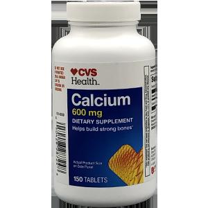 CVS Health Calcium 600 mg