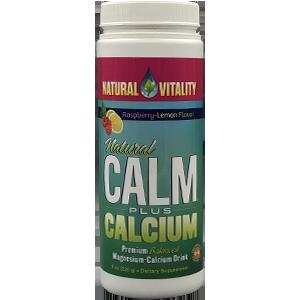 Natural Vitality Natural Calm Plus Calcium