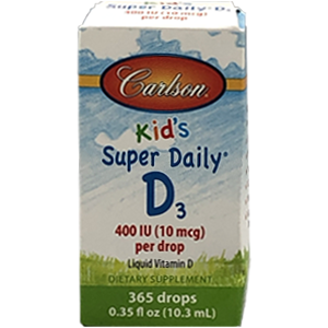 Carlson Kid's Super Daily D3