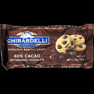 Ghirardelli Chocolate Premium Baking Chips