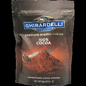 Ghirardelli Chocolate Premium Baking Cocoa