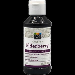 365 [Whole Foods] Liquid Elderberry