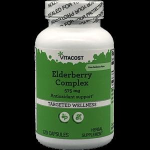 Vitacost Elderberry Complex